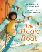 The Magic Boat by Kit Pearson and Katherine Farris