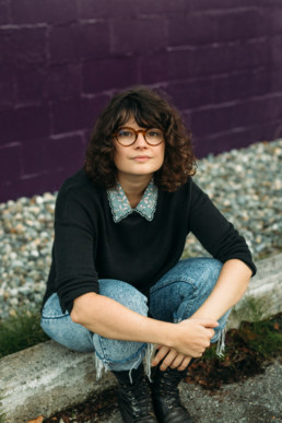 Sarah Berman author photo