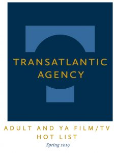 Transatlantic Adult and YA Film and TV Rights catalogue cover image