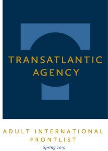 Transatlantic Front List Adult International Rights catalogue cover image