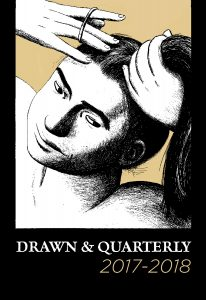 Drawn & Quarterly Foreign Rights Hot List catalogue cover image