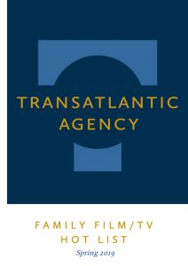 Transatlantic Family Film and TV Rights Catalogue cover image