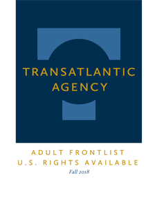 Transatlantic Front List Adult Trade U.S. Rights catalogue cover image