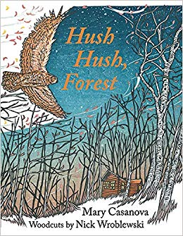 Hush Hush, Forest Book Cover