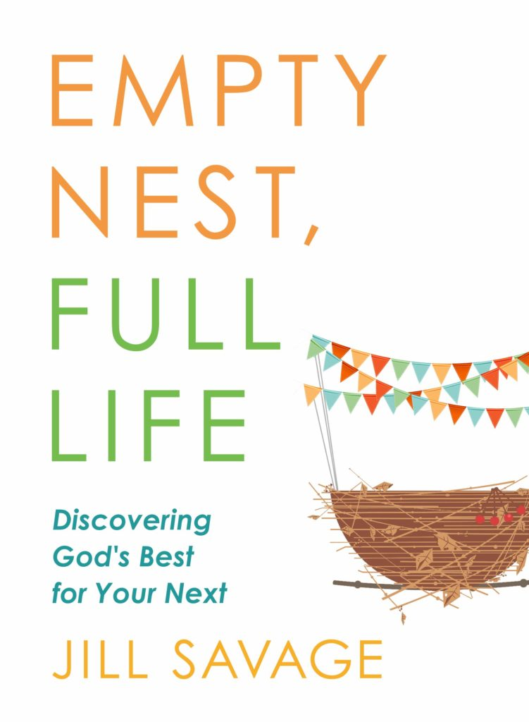 Empty Nest, Full Life Book Cover